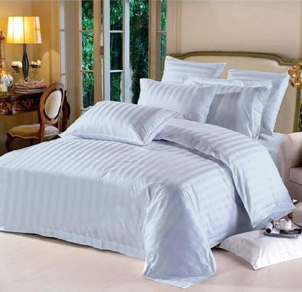 Cal-King Hotel Collection 6-Piece Bedding Sets – Blue